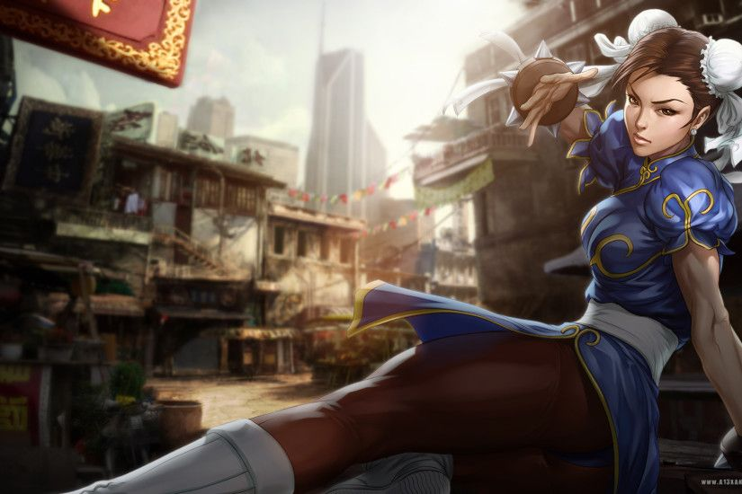 Street Fighter Chun Li Wallpapers HD Wallpapers 1920x1080