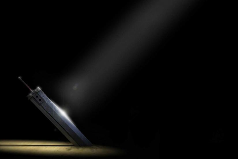 Buster Sword - Final Fantasy VII wallpaper #15601