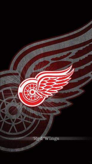 ... Red Wings Wallpapers - Wallpaper Cave ...