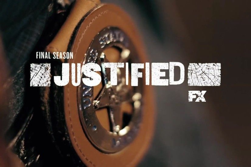 FX - Justified Final Season
