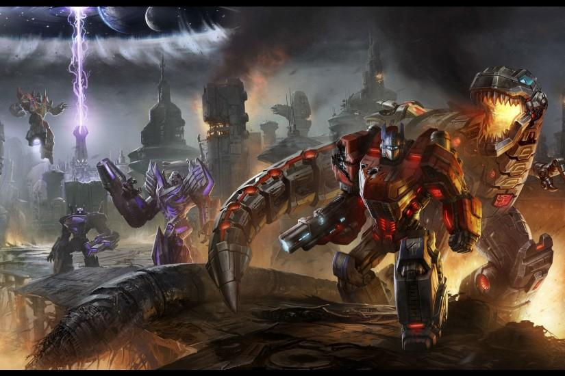 transformers wallpaper 2560x1600 windows xp