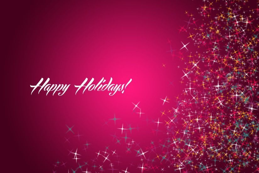 ... Happy Holidays wallpaper Holiday wallpapers #2067 free powerpoint  background