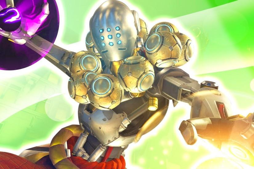 free zenyatta wallpaper 1920x1080