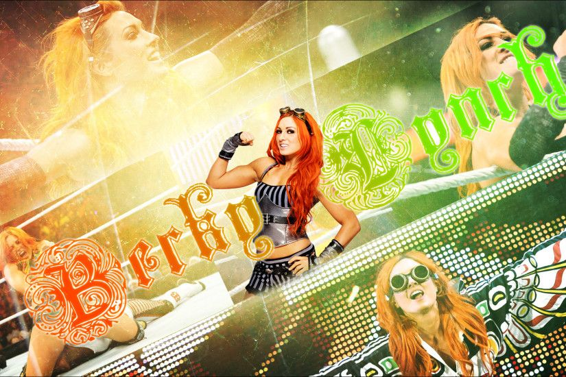 WP2 Becky Lynch by iper8 WP2 Becky Lynch by iper8