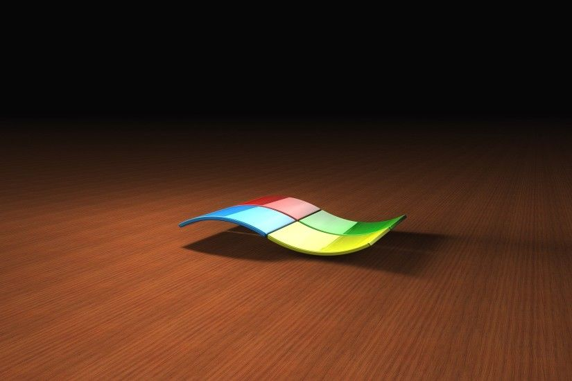 3D Windows Logo Wallpaper Microsoft Computers Wallpapers