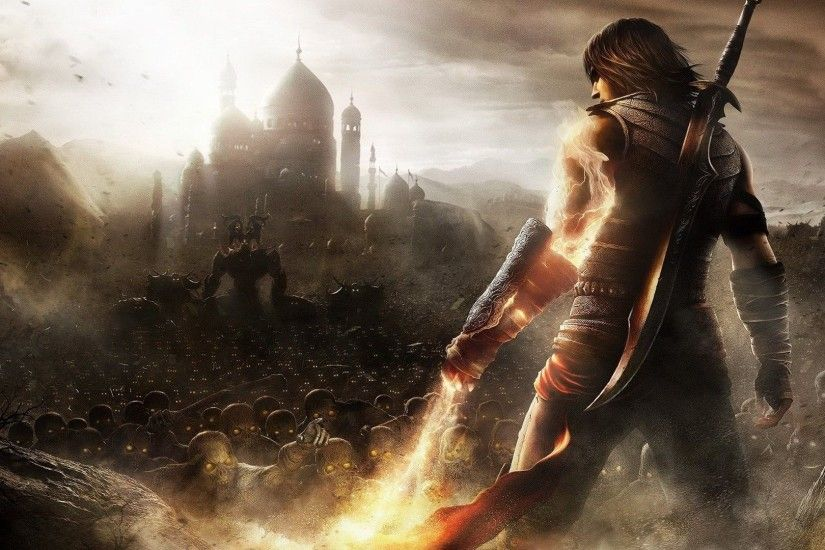 prince of persia the two thrones wallpapers