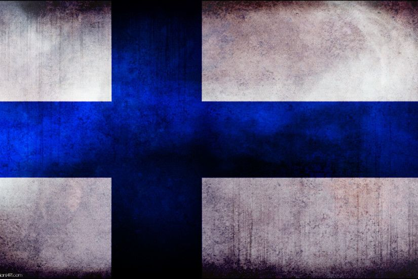 Finland Grunge National Flag wallpaper from Other wallpapers