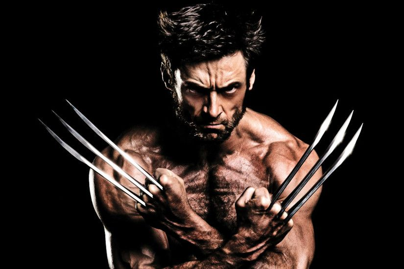 Hugh Jackman has been spotted filming a fight scene for the upcoming ' Wolverine' movie.