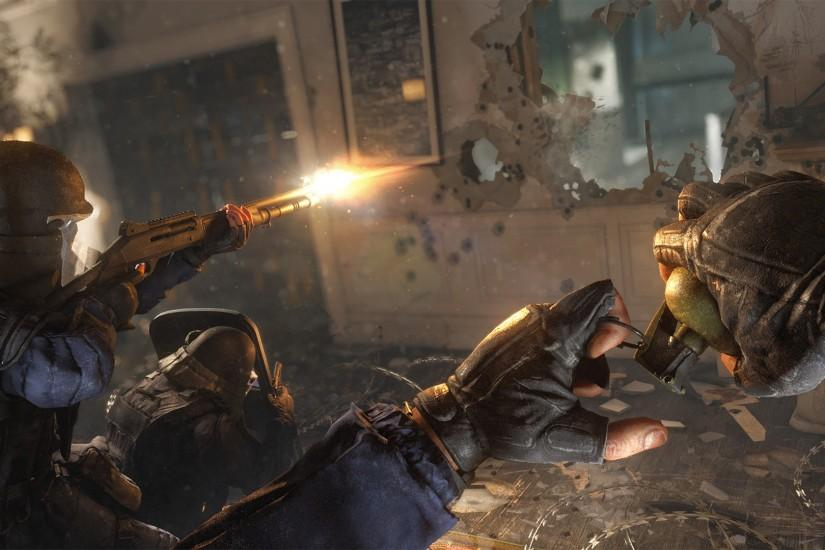 Tom Clancy's Rainbow Six Siege – Screenshot 2 Screenshot