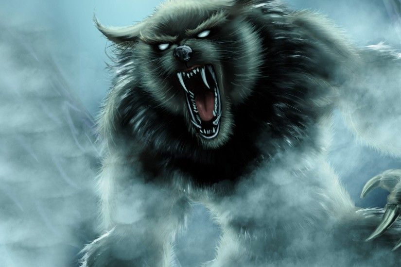 HD Werewolf Backgrounds.