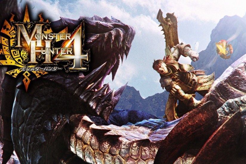 Let's Play Monster Hunter 4 #000 [HD] Zwei Brüder aus Barubaré [GER]