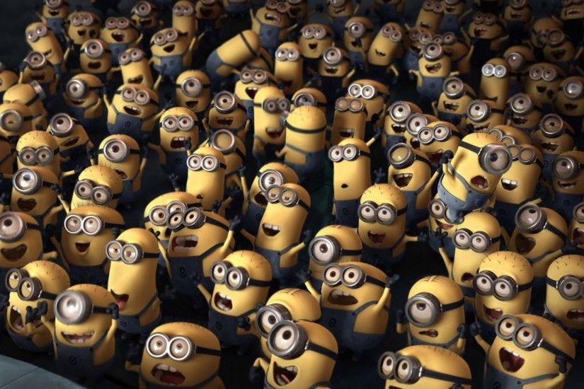 Despicable Me Wallpaper Download Free.