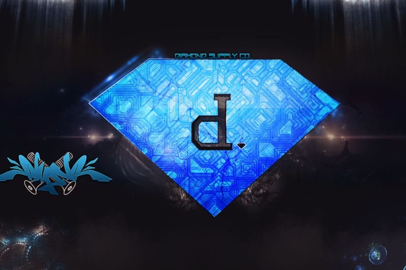 Wallpaper. by FlowDesiigns Diamond Supply Co. Wallpaper. by FlowDesiigns