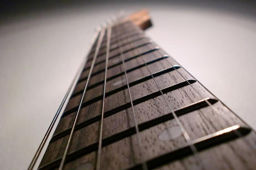 Acoustic Guitar Wallpaper 813240