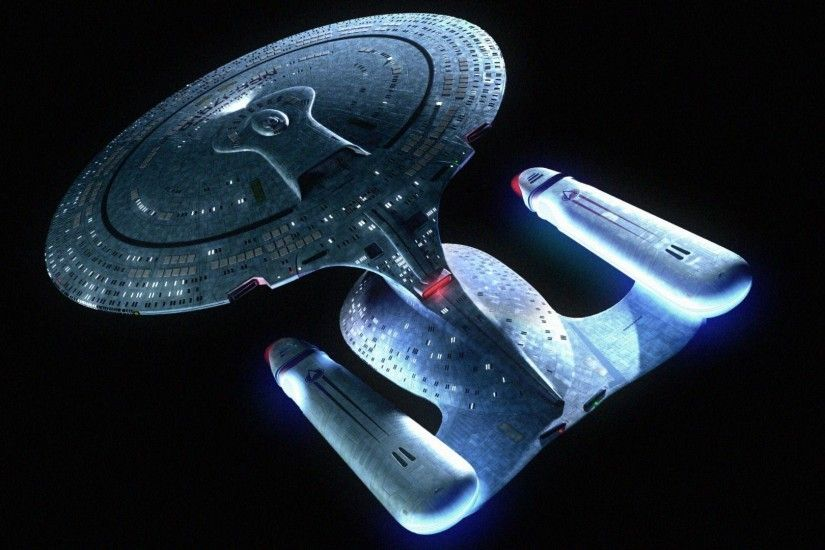 Images For > Star Trek Enterprise D Wallpaper