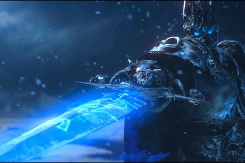 World of Warcraft: Wrath of the Lich King - Wrath of the Lich King - YouTube