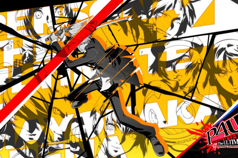... download Persona 4: The Ultimate In Mayonaka Arena image