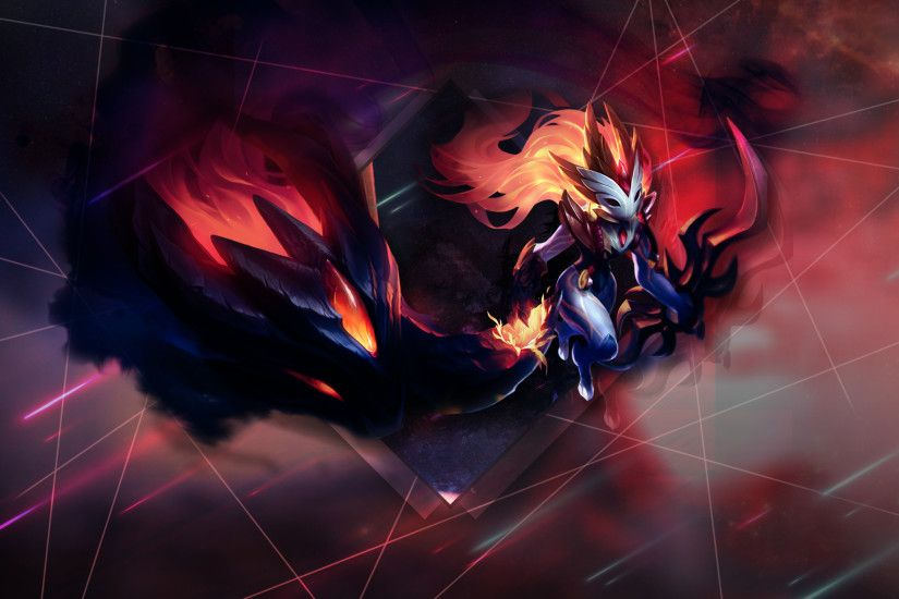 League of Legends Custom Wallpapers