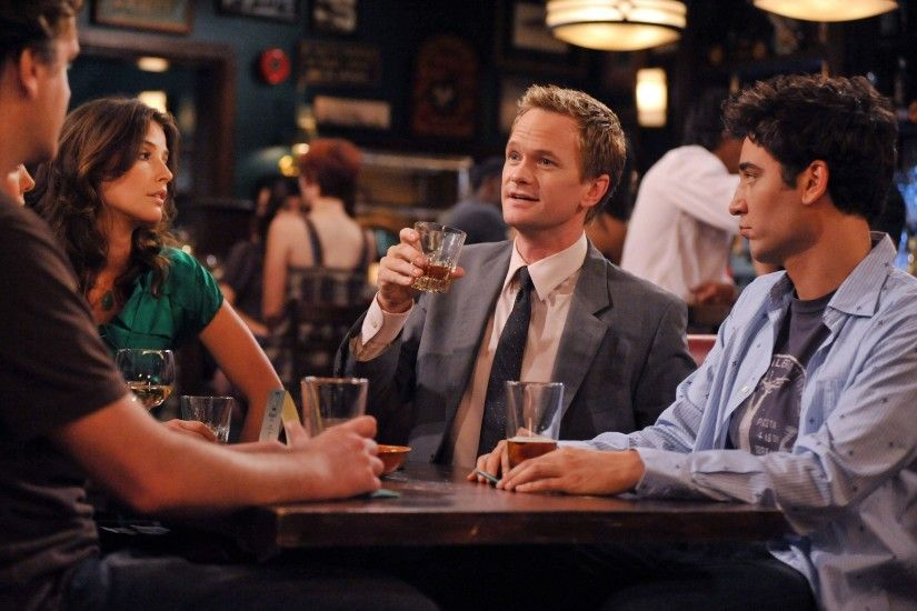 How I Met Your Mother Picture on Bar - Barney Stinson Quotes on How I Met