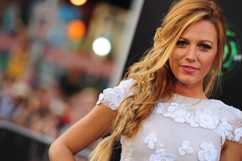 Blake Lively Desktop Wallpaper HD 49900