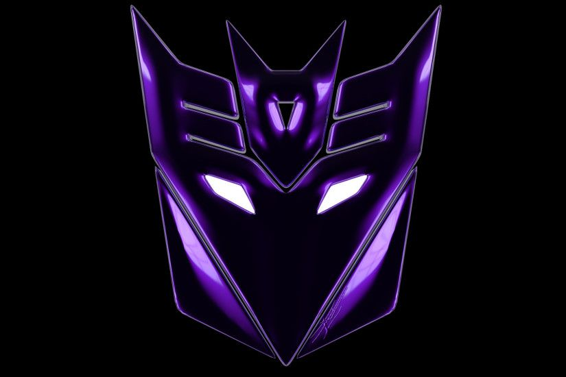 ... wallpaper communication design; decepticon render 1980x1020 by zroxorz  on deviantart ...
