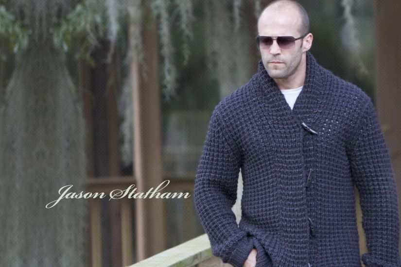 dashing Jason Statham HD Wallpaper - Dazzling Wallpaper