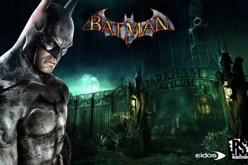 1920x1200 Batman Arkham Asylum Wallpapers 4110 Hd Wallpapers in Games .