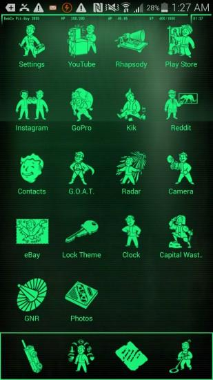 You Can Turn Your Android Phone Into a Fallout Pip-Boy!