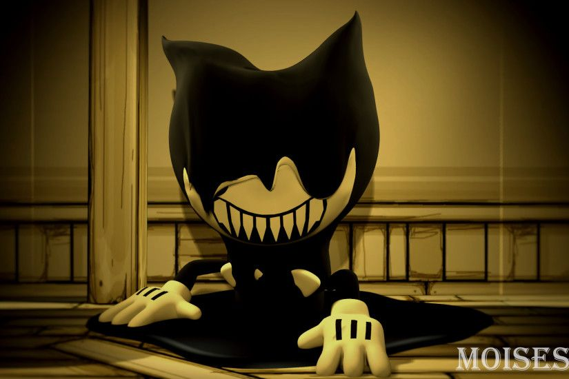 ... Little Demon [Bendy and the Ink machine] by Moises87
