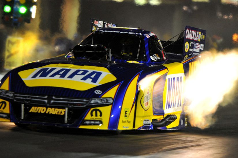 Long-awaited funny car season title is a perfect career capstone for Ron  Capps - LA Times