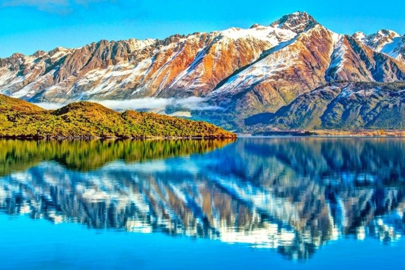 Lakes - Monitor Multi Dual Screen Nature Wallpaper Hd Large Size for HD 16:9