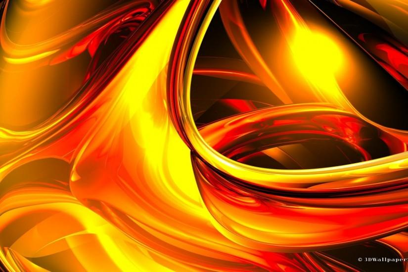Warm twist abstract wallpaper 1920x1080 screen resolution HD Wall