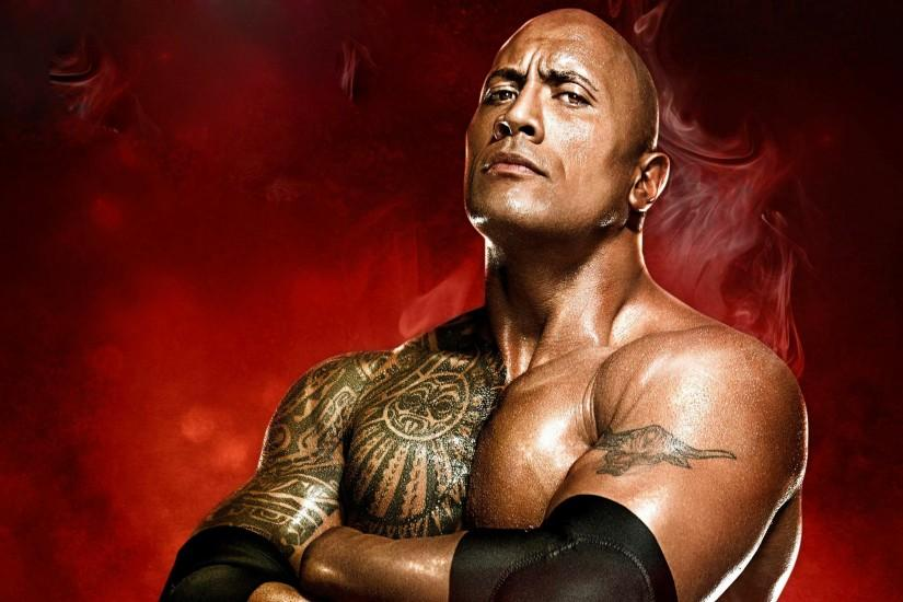 wwe games the rock hd wallpaper
