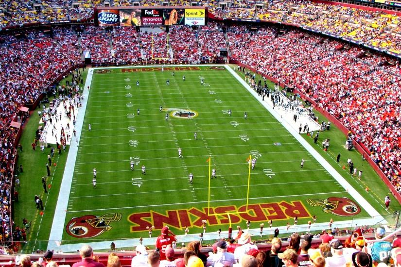 HD Wallpaper of Fedex Field Stadium Of The Washington Redskins Wallpaper  Wallpapersnfl, Desktop Wallpaper Fedex