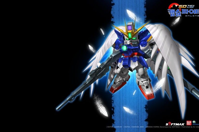 SD Gundam Capsule Fighter Online sci-fi shooter tps action mmo fighhting  1gcfo SDGO mecha wallpaper | 1920x1200 | 657182 | WallpaperUP