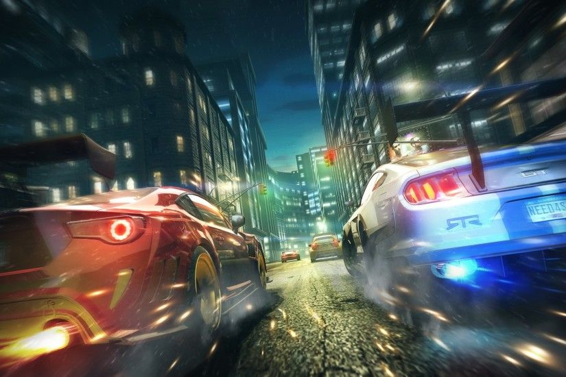 Video Game - Need For Speed: No Limits Wallpaper