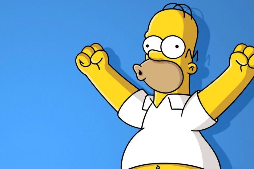 Fonds d'écran Homer Simpson : tous les wallpapers Homer Simpson