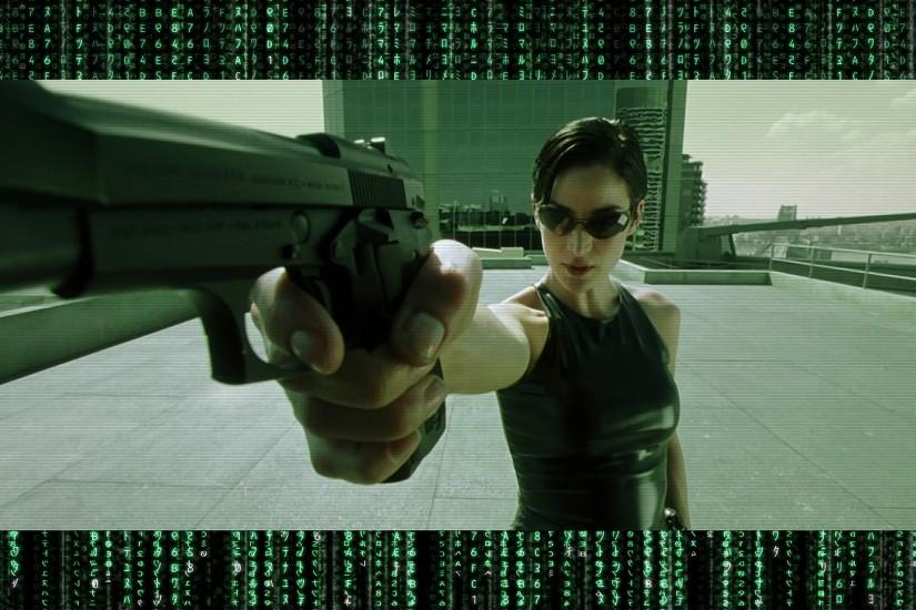 Movie - The Matrix Wallpaper