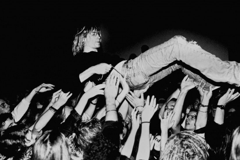 music nirvana kurt cobain mosh 7551x5192 wallpaper Art HD Wallpaper