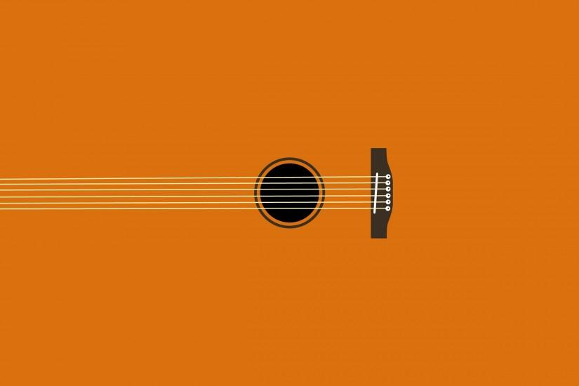 Acoustic Guitar Artwork Wallpapers For Desktop