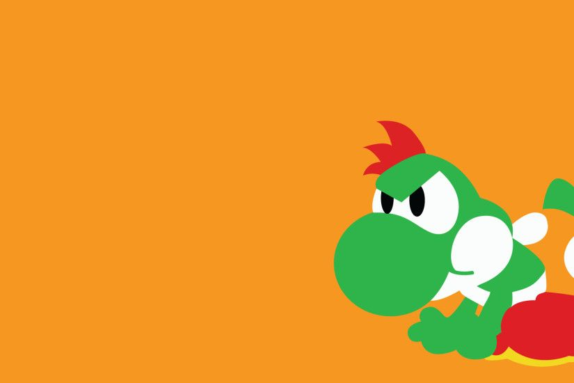 Video Game - Mario Yoshi Wallpaper