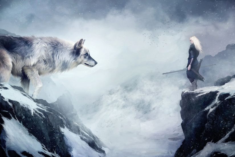 Epic Fantasy Music - The Wolf and the Moon