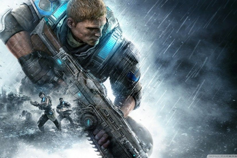 Gears Of War 4 Xbox One HD Wide Wallpaper for 4K UHD Widescreen desktop &  smartphone
