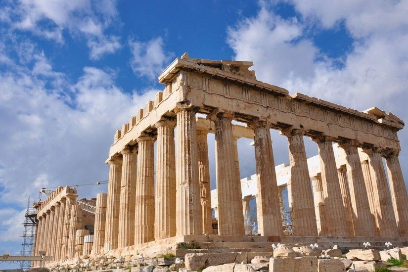 Download now full hd wallpaper parthenon athen greece ...