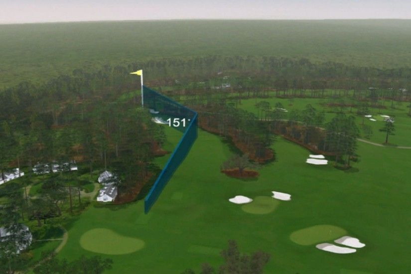 Does Augusta National's layout favor lefties?Apr 08, 2014