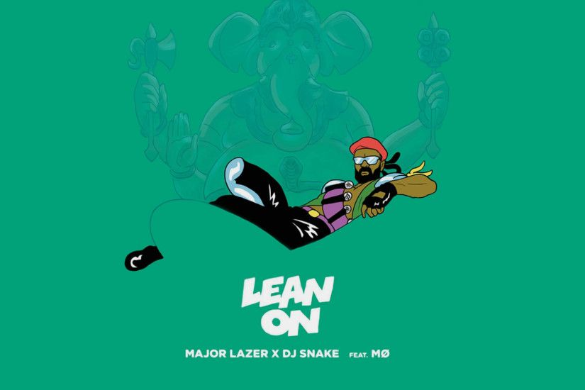 Major Lazer - Lean on [1920x1080]