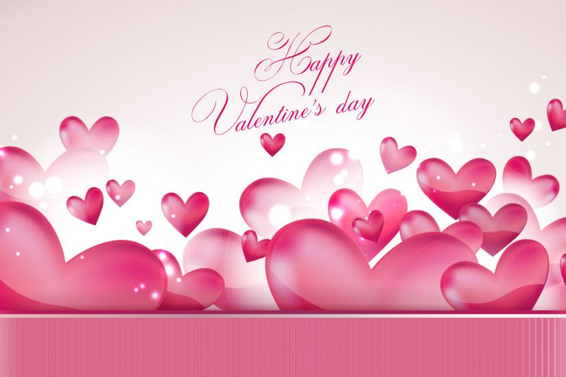 1920x1280 Love Roses And Hearts Wallpapers Valentine's Day Romantic Heart  Love Rose Pink Heart Rose Hd Wallpaper