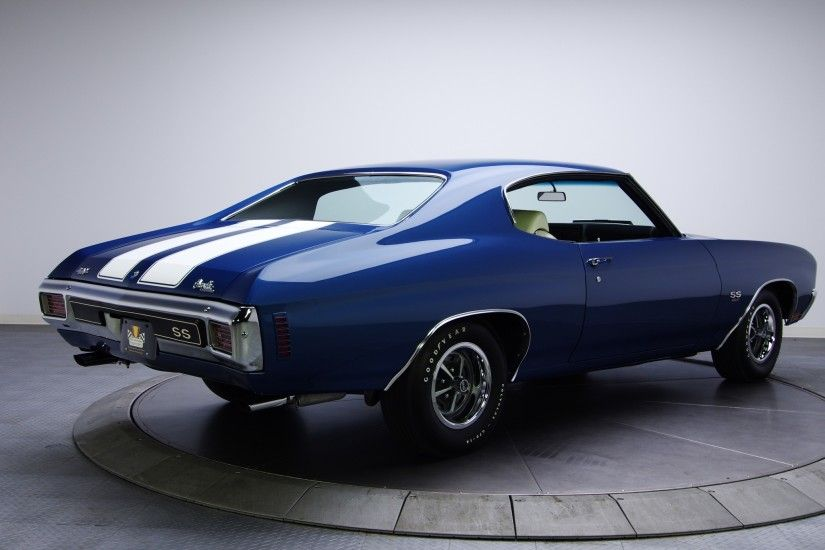Chevrolet Chevelle SS 454 LS6 Hardtop Coupe 1970 wallpapers (2048 x 1536)