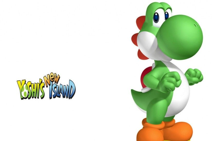 Preview wallpaper mario, yoshi dash 1920x1080