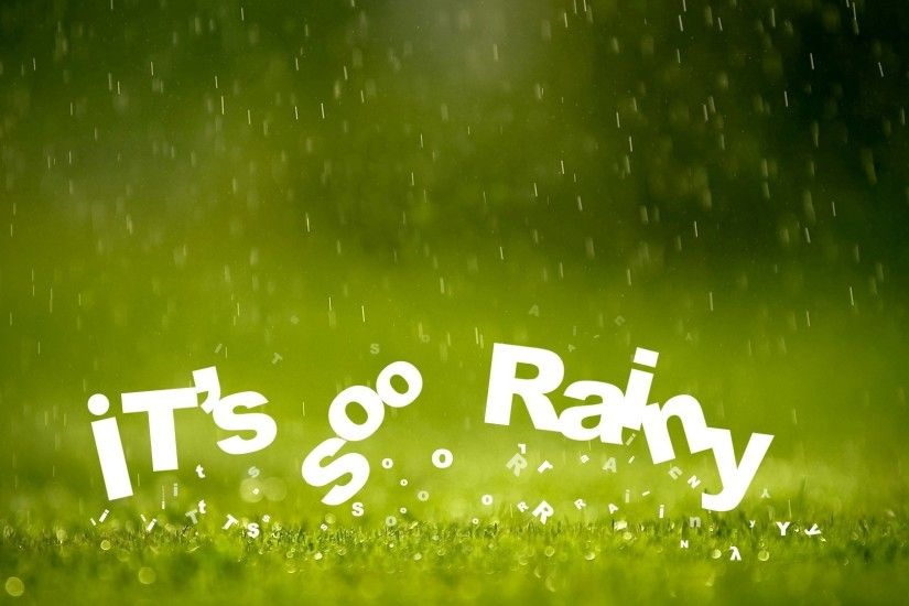 Lovely Rainy Day Wallpaper for PC Full HD Pictures 1920×1200 Rainy Pics  Wallpapers (